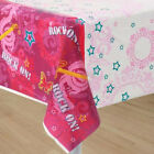 Girls Rock Chic Party Tablecover/Girls Party Supplies Online/Disco Parties etc