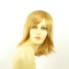 mid length wig for women light blond golden ref: URSULA lg26 PERUK