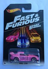 Hot Wheels Fast Furious Honda S2000 Tein CR Mugen Jdm Spoon AEM iVtec Walmart