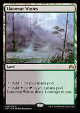 x1 Llanowar Wastes MTG Magic Origins M/NM, English