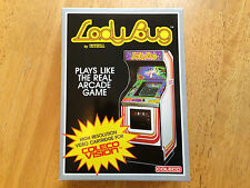 LADY BUG -- for COLECOVISION Video Game System NEW & SEALED -- NOS -- NIB