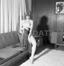 1960's Fred Enke Negative, sultry nude pin-up girl Ann Besant, t942095