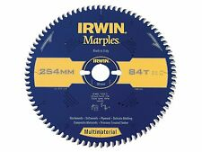 IRWIN IRW1897470 254 x 30mm 84-Teeth Irwin Marples Circular Saw Blade with TCG T