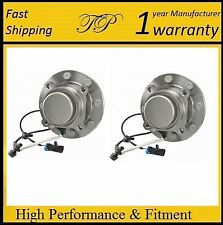 Front Wheel Hub Bearing Assembly for Chevrolet Silverado 1500HD (2WD) 05-07 PAIR