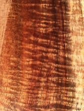 "AAAA Curly Koa From Hawaii 2 Pieces 7""x5""X1/8"""