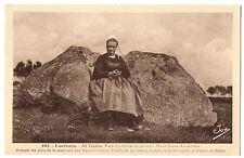 CPA 29 - LOCRONAN (Finistère) - 403. Ar Gador Ven (La chaise de Pierre)