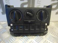 VW POLO 6n2 2001 modello 1.0 MPI 3 quadranti di comando riscaldatore nessuno Aria Condizionata 6n0858305c