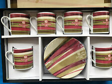 Juan Valdez (6) Cup and Saucer Set