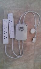 Grow Light Contactor 8 Way Built In Digital Timer  FREE POSTAGE hydroponics