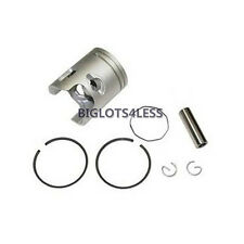 50CC JOG PISTON and RING SET 40mm / 12mm PIN FOR JOG , MINARELLI, 2 STROKE MOTOR
