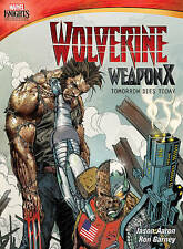 MARVEL KNIGHTS: Wolverine Weapon X - Tomorrow Dies Today DVD