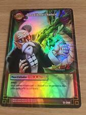 Carte Dragon Ball Z DBZ Cartes à Jouer et à Collectionner #D-288 Holo BANDAI