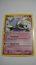 POKEMON CARD EX HIDDEN LEGENDS METANG  43/101 L@@K
