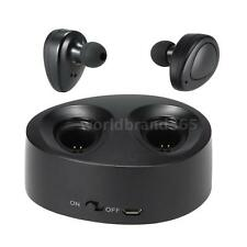 Mini Twins True Wireless Earphone Stereo Bluetooth 4.1 Earbud Sport Headset S9V8