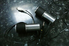 Vintage National Panasonic WM-2244N low impedance Mini Mic microphones x 2