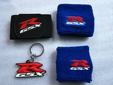GSXR Brake Clutch Reservoir Cover Sock Sleeves Keychain Shoe Protector Cover
