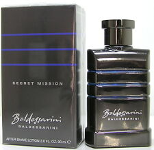 Baldessarini Secret Mission Aftershave Lotion 90 ml