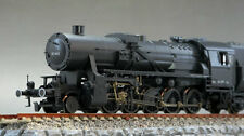 "BR 52 War Steam Locomotive in DRG Grey livery ""Kriegslokomotive"" HO scale 1:87 ROCO 62279 class 52 DCC digital with sound decoder NEW NEU"