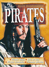"""Pirates (My First Book of...) (Time Travellers), TickTock Books, """"AS NEW"""" Book"""