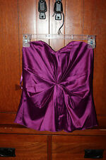 **New Victorias Secret Pink Strapless Corset Top Moda Famous Catalog 4 $59.50**