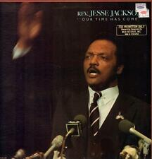Rev.Jesse Jackson(Vinyl LP Gatefold)Our Time Has Come-Constellation-MCA-VG/VG