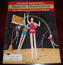 Sports Illustrated  December 4 1967 College Basketball Preview