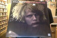 Kyle Craft Dolls of Highland 2xLP sealed vinyl + mp3 download