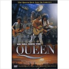 QUEEN - Live concert in Montreal (1981) DVD - WE WILL ROCK YOU (New & Sealed)