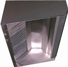 SUPERIOR HOODS QUICK SHIP 10FT STAINLESS STEEL RESTAURANT RANGE GREASE HOOD - VS