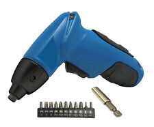 HEAVY DUTY 12PC 4.8V ELECTRIC RECHARGEABLE BATTERY CORDLESS SCREWDRIVER DRILL