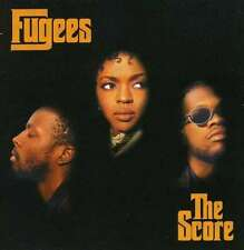 The Score - Fugees CD COLUMBIA