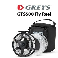 Greys Of Alnwick GTS500 5/6/7 Fly Reel (1360961) * 2017 Stocks *
