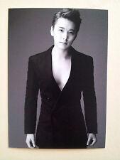 Super Junior SM town week Official Goods Postcard Post Card  - Sungmin / New