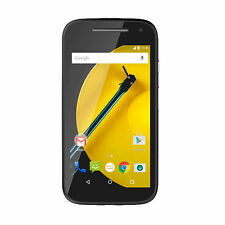 Unlocked Motorola MOTO E XT1527 (2 Gen.) - 8GB (AT&T, T-Mobile) Black Phone
