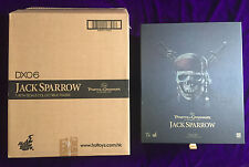 Hot Toys JACK SPARROW DX06 Pirates of the Caribbean Stranger Tides 1/6 Figure UK