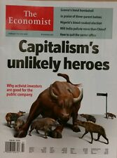 The Economist Capitalism's Unlikely Heroes Greece  Feb 7-13, 2015 FREE SHIPPING