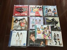AKB48 JAPAN VERSION 10 CD + 10 DVD SET TEAM SUPRISE