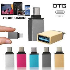 Adattatore Type-C USB 3.1 A USB 3.0 OTG Trasferimento Dati Tablet Smartphone PC