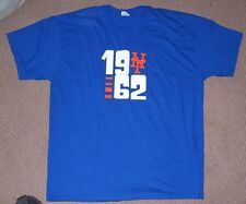 New York Mets 1962 T-Shirt men's size-XL SGA sponsored by 1-800 flowers 2 sided