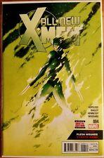 ALL NEW XMEN #4 (2016 MARVEL Comics) ~ NM Comic Book