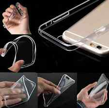 Transparent Crystal Clear Soft TPU Ultra Thin Case Cover For iPhone 6S PLUS ONE