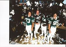 NEW YORK JETS SACK EXCHANGE 8X10 Photo NY FOOTBALL NFL