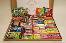 American Sweets Gift Box - USA Candy Gift Hamper 60 items  (003)