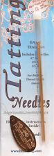 Set di 4 Aghi per Chiacchierino / Tatting Needles BASIC (#3, #5, #7, #8 FREE)