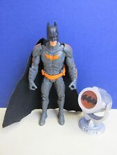 "rare BAT SIGNAL LIGHT & BATMAN ACTION FIGURE 6"" dark night movie dc comics 511"