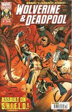 WOLVERINE AND DEADPOOL VOL.3 # 10 / MARVEL NOW / PANINI UK / 22nd APR 2015 / N/M