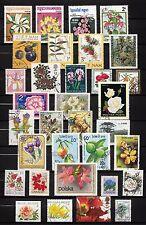 101364/ Blumen und Pflanzen - schönes Lot - o - nichts gerechnet - siehe scan