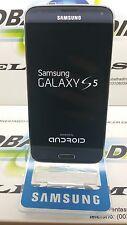 TELEFONO SAMSUNG GALAXY S5 G900F NEGRO GRADO A CONDICION PERFECTA CON CAJA
