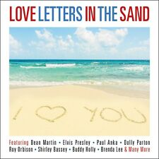 Love Letters In The Sand VARIOUS ARTISTS Best Of 50 Songs COLLECTION New 2 CD