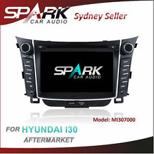 SP AFTERMARKET GPS DVD SAT NAV IPOD BLUETOOTH NAVIGATION FOR HYUNDAI I30 i30